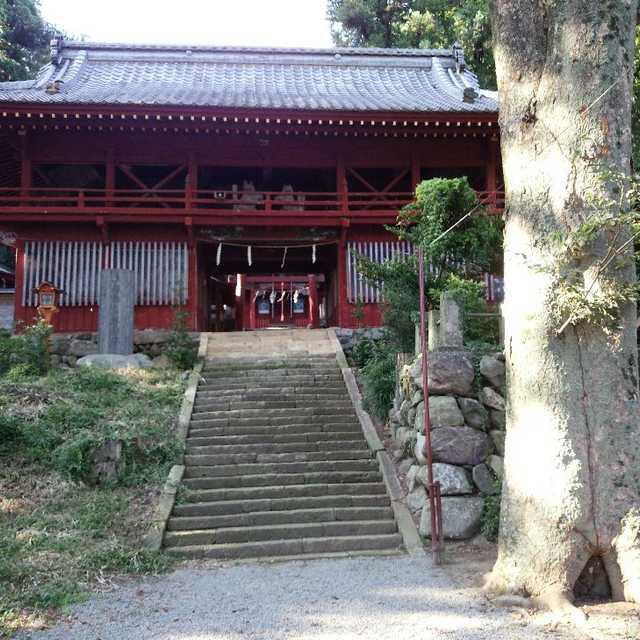 笹森稲荷神社