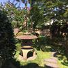 堀部安兵衛の築いた庭