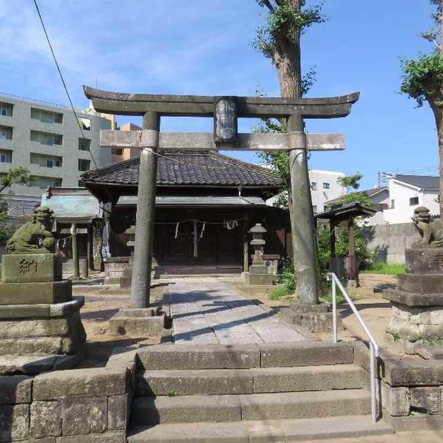 平潟神社(水神社)