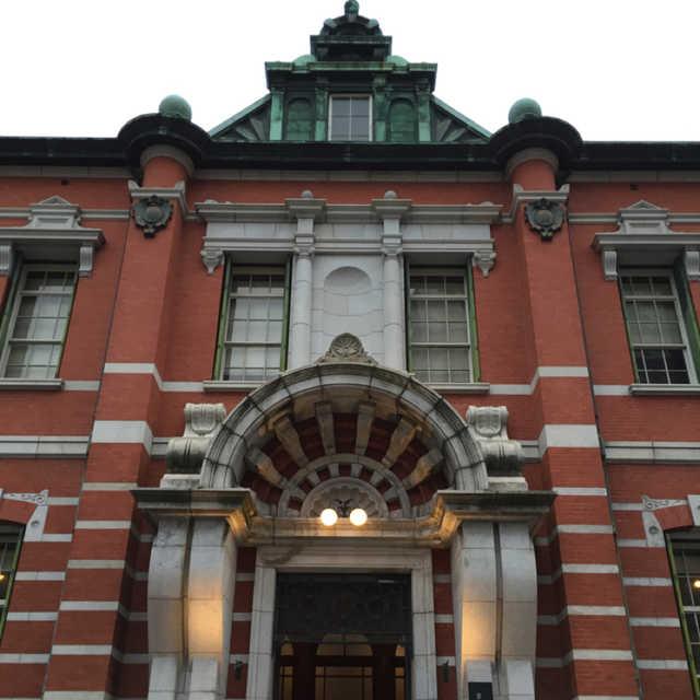 旧日本銀行 京都支店