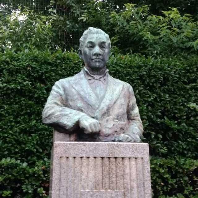 日本毛織物工業の父