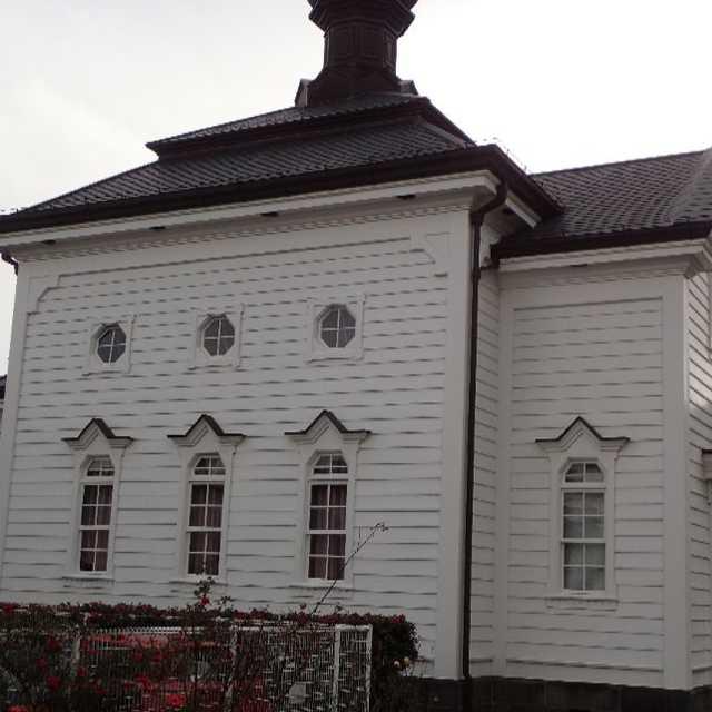 1915年に建立され