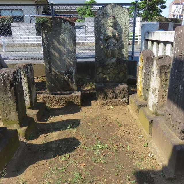 香取神社の庚申塔