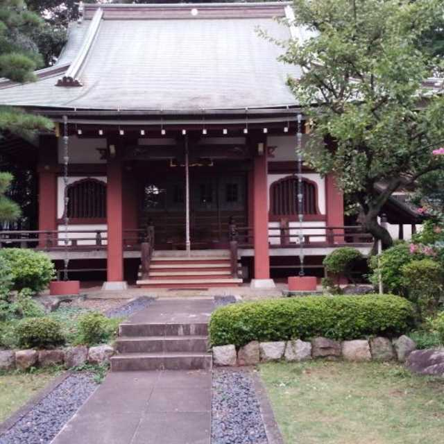 赤堤山 善性寺