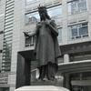 文化学園の叡知と慈愛の女神像