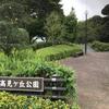 眼下天竜川を望む高見ヶ丘公園