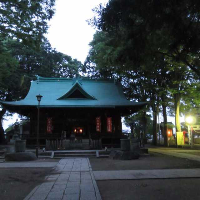 下羽黒神社