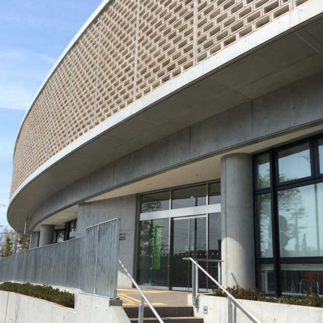 小金井市の新しい図書館