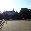 本丸東門と櫓