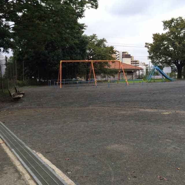多摩市の公園