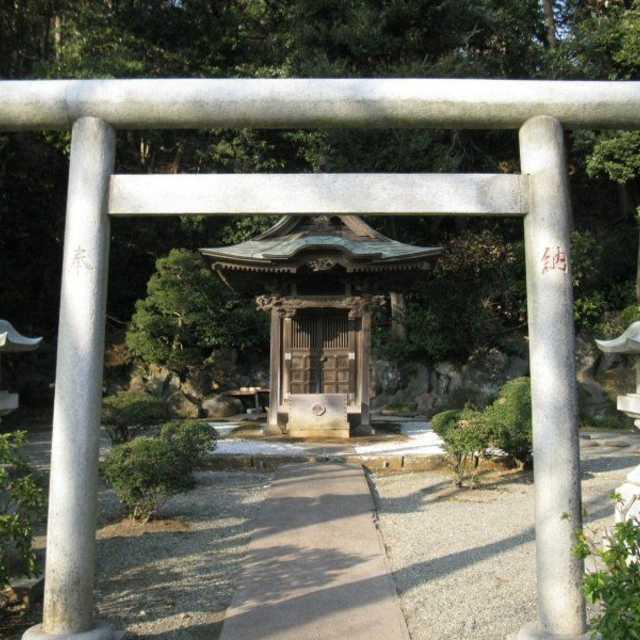 遊行寺の宇賀神
