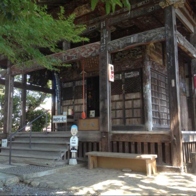 札所・定林寺