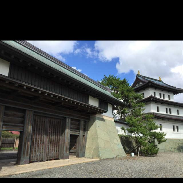 福山城 本丸御門