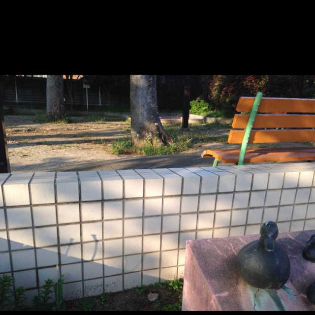 堂ノ下児童遊園の入口