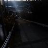沼田駅への直滑降