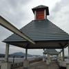 気仙沼魚市場の屋上