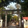 山王稲穂神社の狛犬