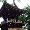 長命寺の鐘楼堂