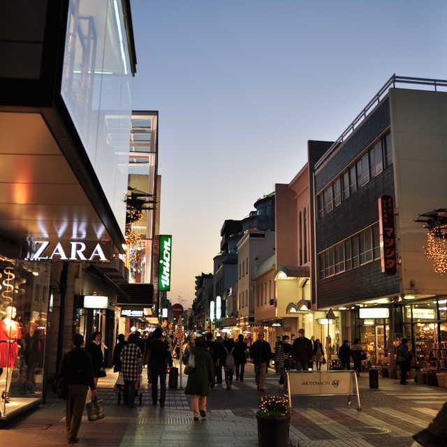 元町の裏道散歩