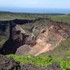 山頂中央火孔