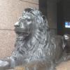 モデルはロンドン・トラファルガー広場のライオン
