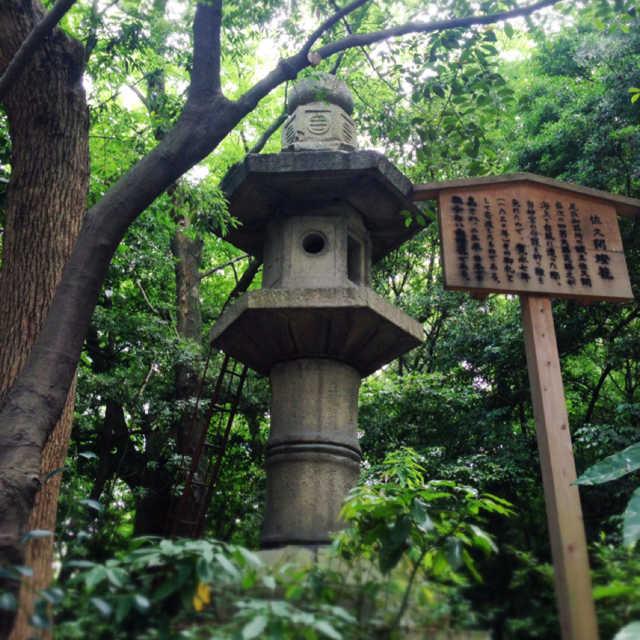 熱田の大燈籠