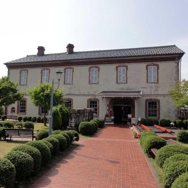 日本最古の駅舎