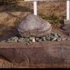古墳の守護石