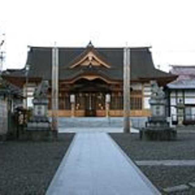 【サブクエスト】武井神社