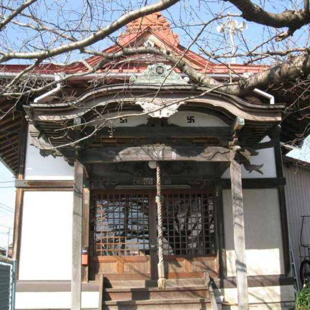 梅沢の薬師堂