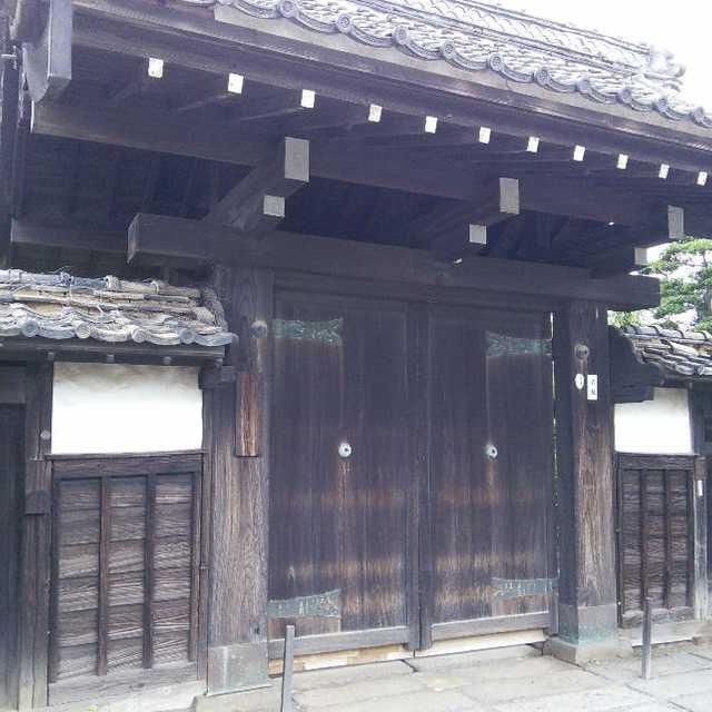 大熊家表門(旧浦和宿
