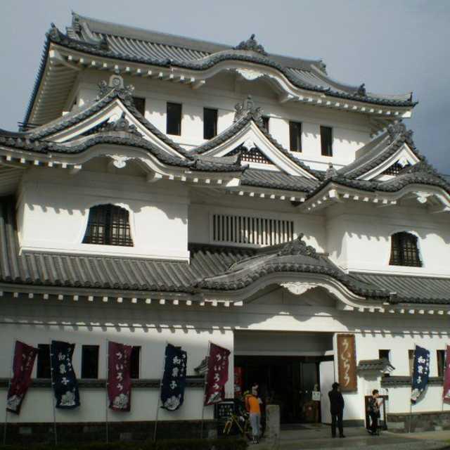 小田原城じゃありません