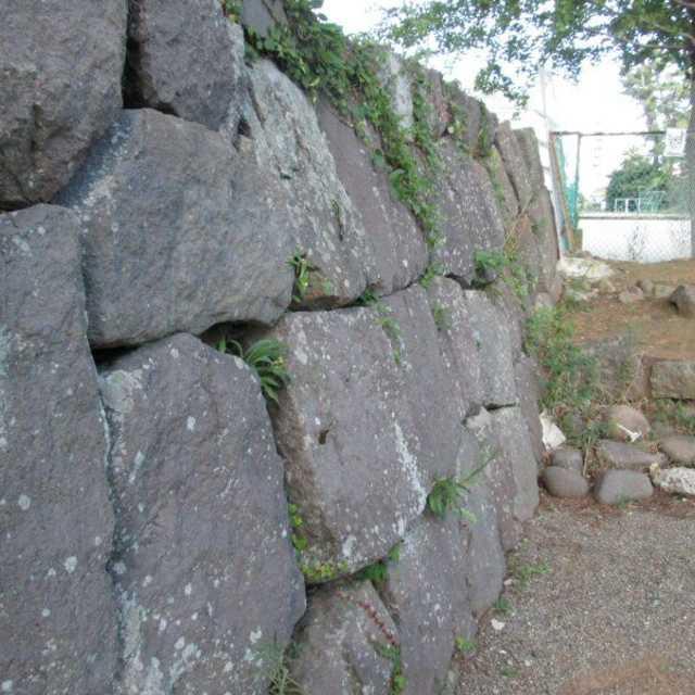 箱根口門跡