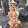 「琴を弾く埴輪」相川考古館
