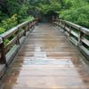引き続き名勝猿橋の問