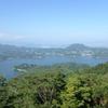 亀山の山頂