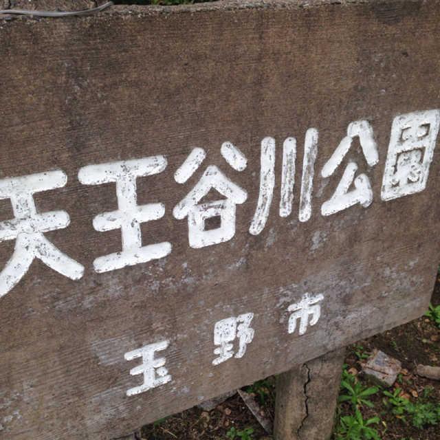田舎の公園