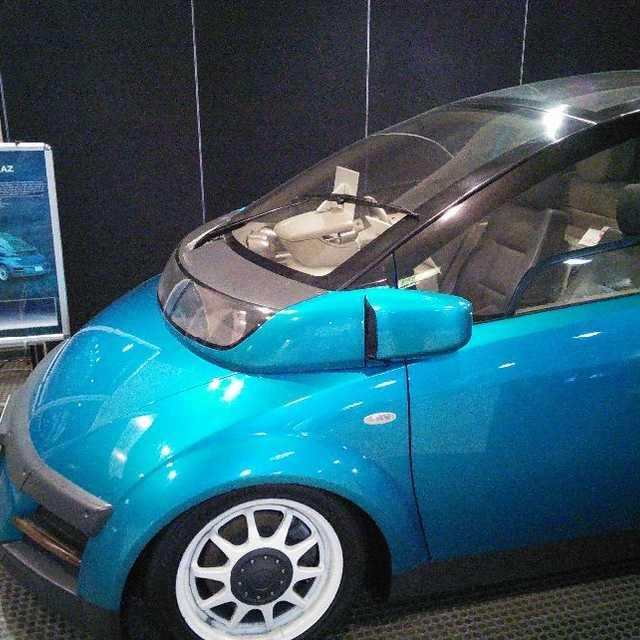 高性能電気自動車