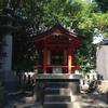 関神社「髪の祖神」と