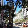 One of the Finest Street Clocks in America