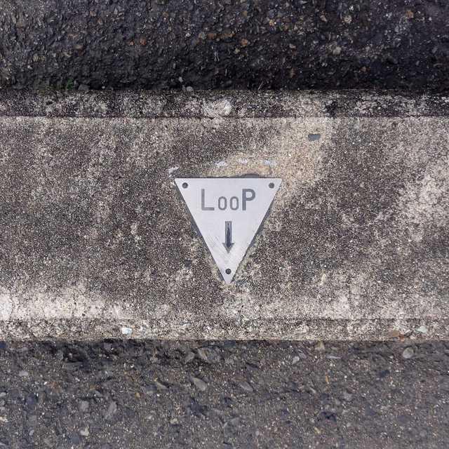 スピード注意!