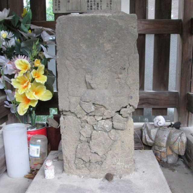 小野神社の庚申塔