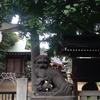 月見岡八幡神社の庚申