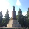 我が国最初の西洋式銅像