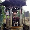 石幢(せきどう)六角地蔵尊