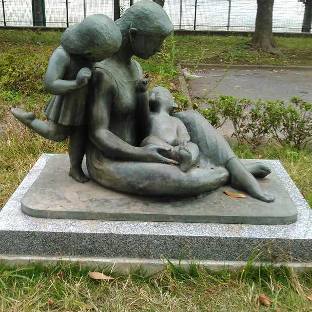 第四回足立区野外彫刻