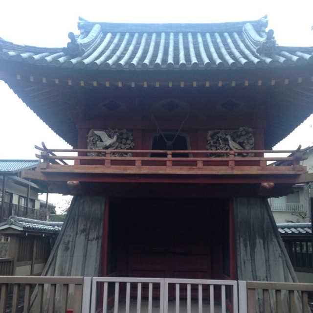 喜多院の鐘楼門