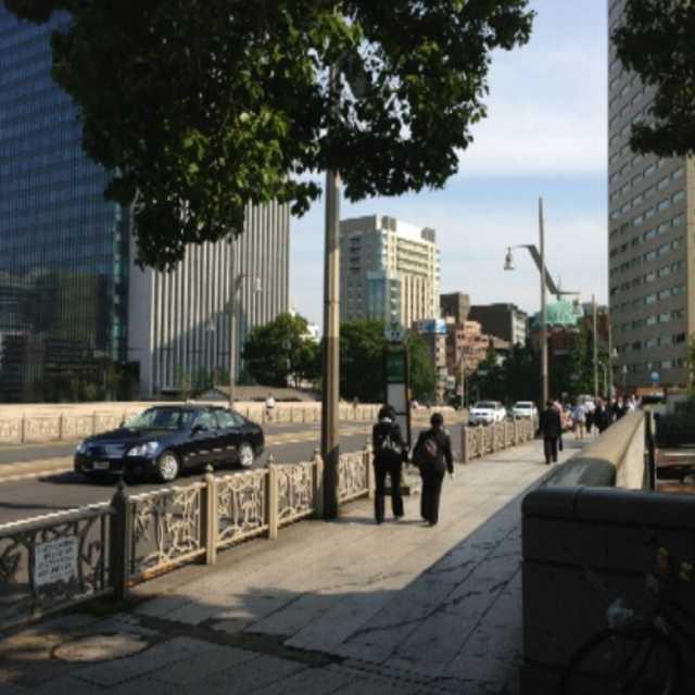 東京の著名橋