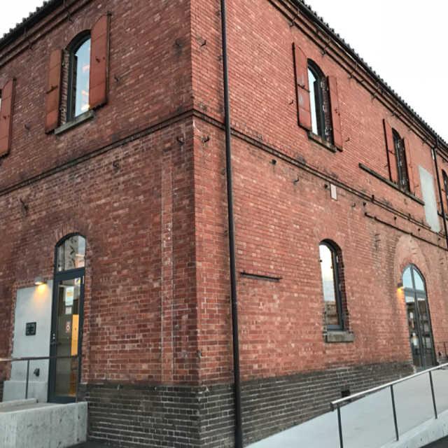 旧本庄商業銀行煉瓦倉