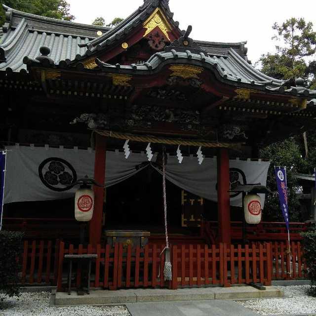 金鑚(かなさな)神社